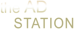 The Ad Station Logo