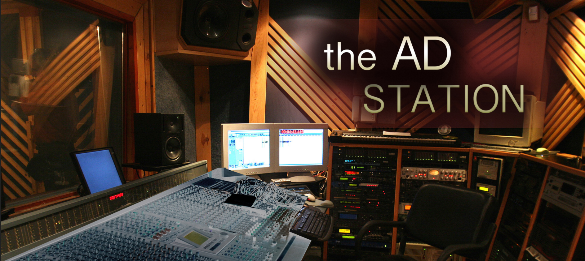 The Ad Station